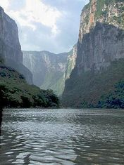 Paysages du Mexique