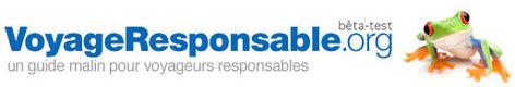 VoyageResponsable.org : moteur de recherche  pour voyageurs responsables