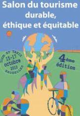15-17/10 - Salon Tourisme durable - Bruxelles