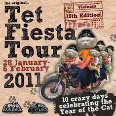 TÊT FIESTA TOUR 2011