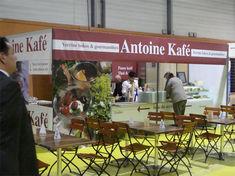Antoine Kafé et de ses dégustations en verrines bokos