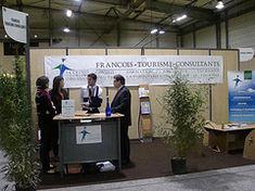 Stand François Tourisme Consultants (FTC), organisateurs d'ECORISMO