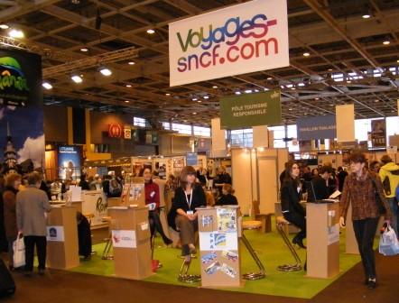 Espace dédié au tourisme durable