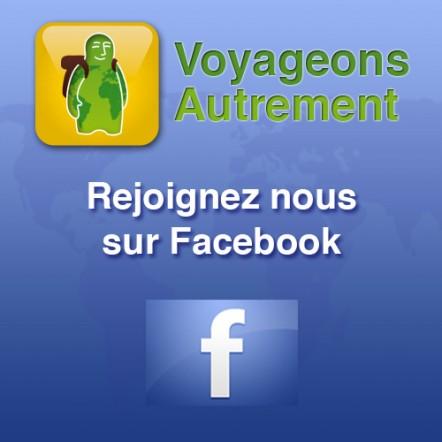 La page Facebook du Tourisme responsable et de l'ecotourisme