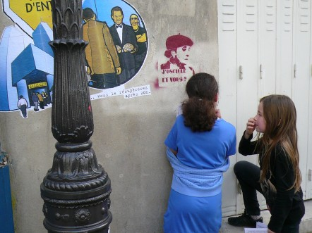 Diverteo, Chasse au trésor à Montmartre