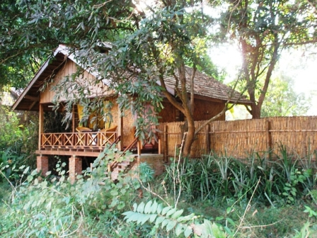 Auberge écologique Laos