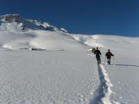 Séjours raquette en Clarée Alpes du Sud