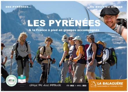 Brochure Pyrénées de La Balaguère