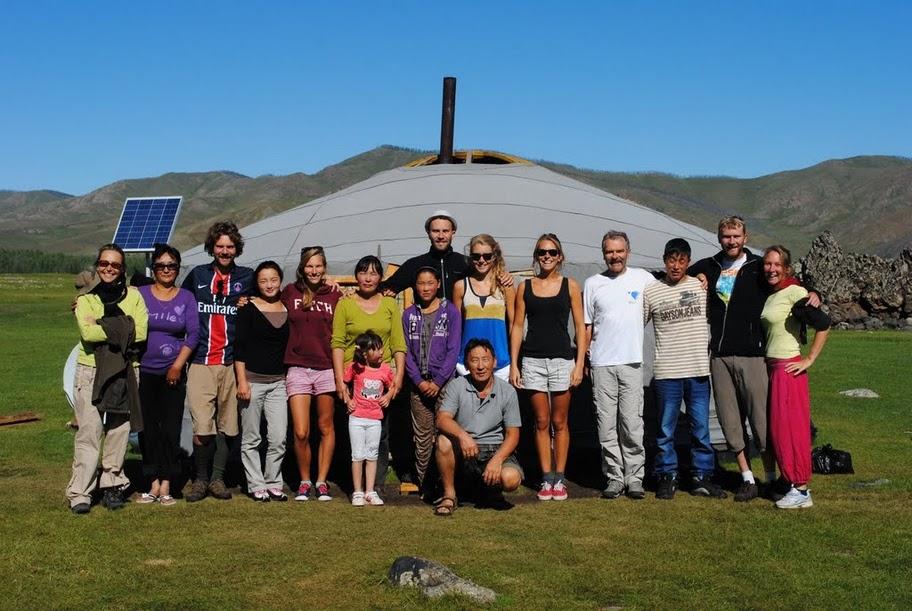 En Mongolie avec Planet Nomad