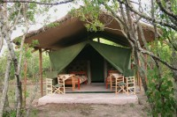 Un camp de Wild Routes of Kenya