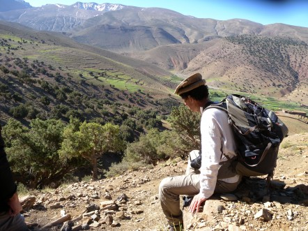 Said sur la voie des nomades