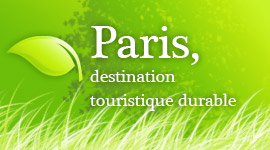 paris tourisme durable