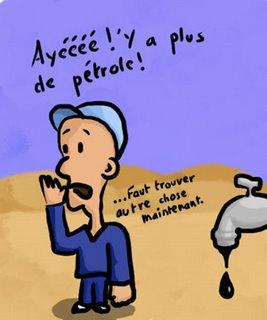 la fin du pétrole