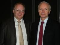 Hervé Barré et Alain Voisot