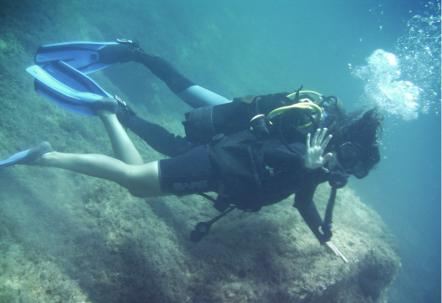 Plongée sous marine à Gozo