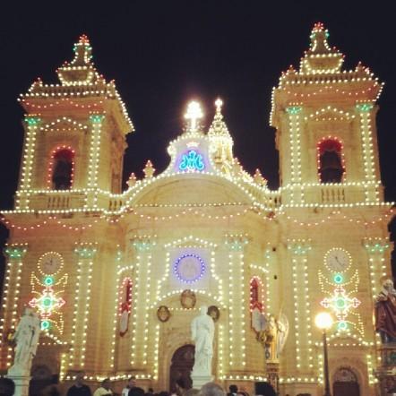 L'église de Xaghra
