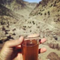 Thé à la menthe Toubkal