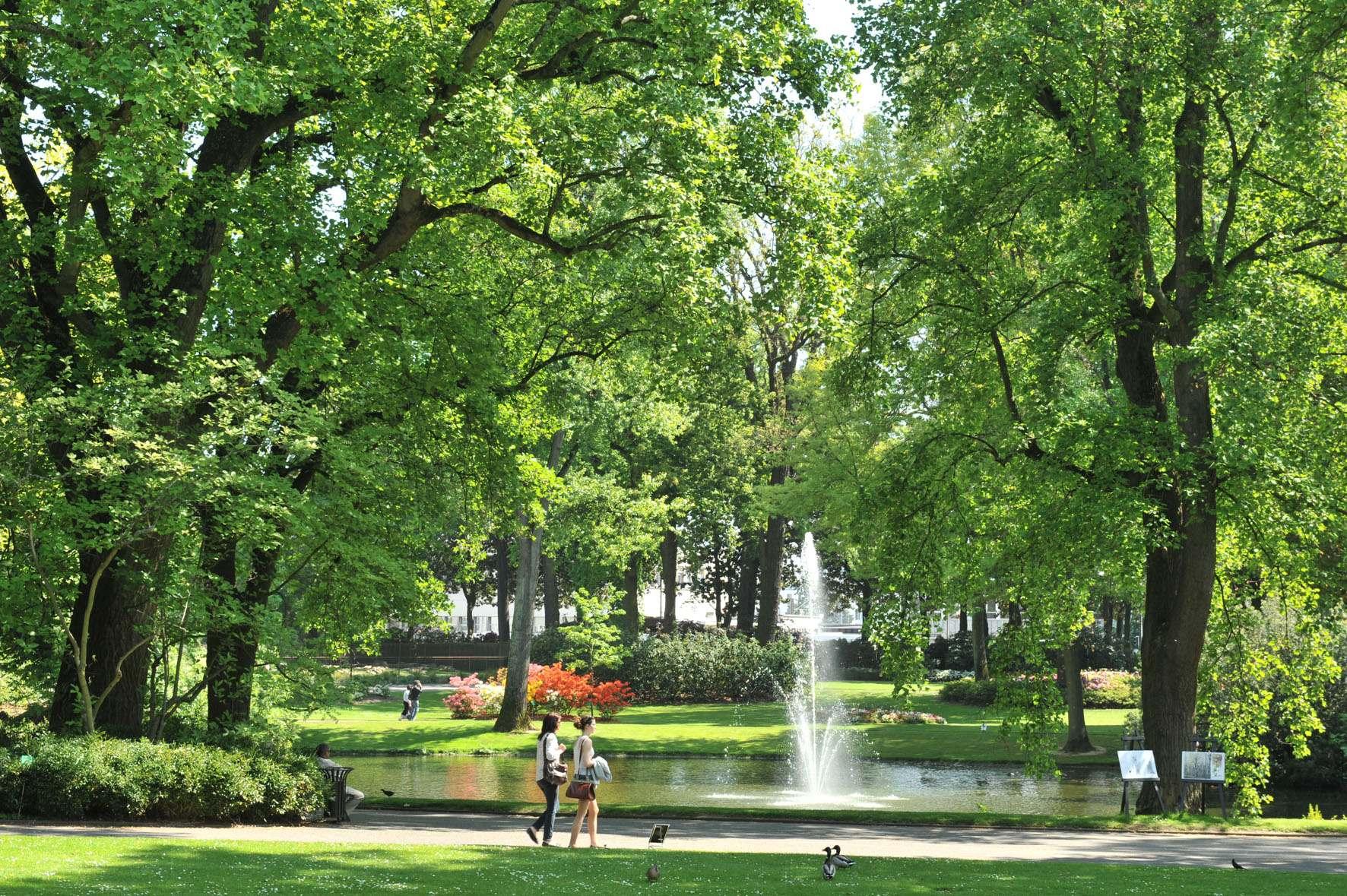 Jeu de piste au Jardin des Plantes de Nantes