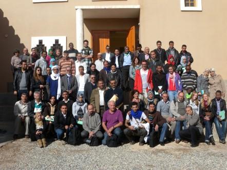 Les participants FITS Maroc