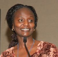 Judy Kepher Gona, Directrice Générale de Basecamp Foundation Kenya