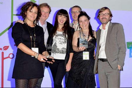 remise des trophées tourisme responsable à la Bretagne