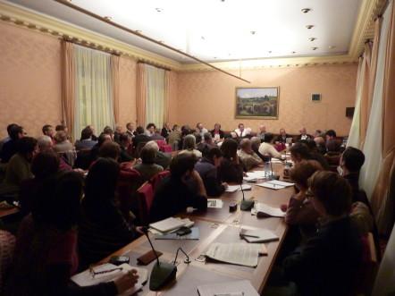 Conférence de presse, jeudi 12 décembre 2012 à l'Assemblée Nationale