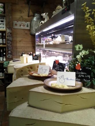 Fromages Haute Savoie
