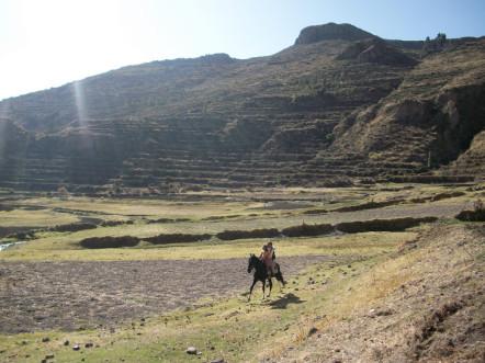 Coporaque au Pérou - Terres des Andes