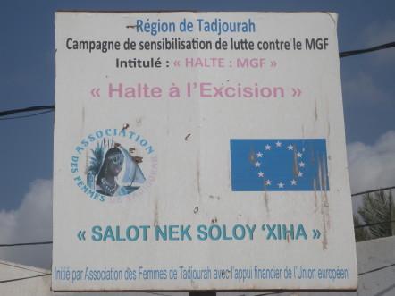 Dans la rue principale de Tadjourah @G.Clastres