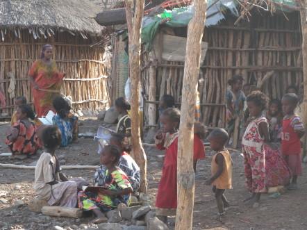 Ecole du village d'Ardo @G.Clastres
