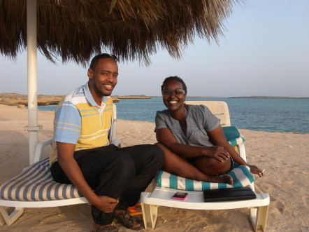 Hussein et Gassira @G.Clastres