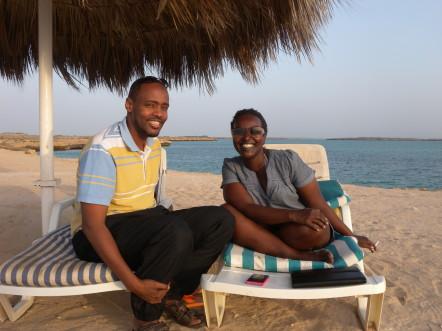 Hussein et Gassira @G.Clastres