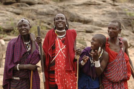 Masai-Tanzanie -P-QUENNEHEN