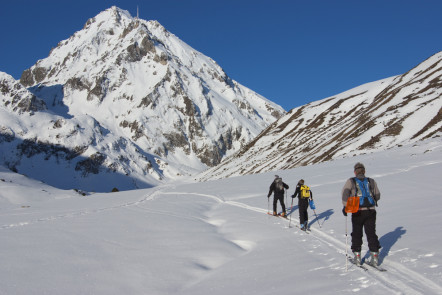 Ski de Randonnée Pyrénées