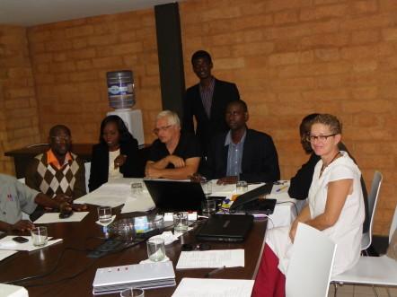 Séance de travail - AFRIO @DT