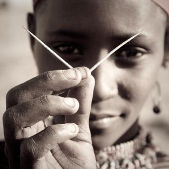 L'infibulation des femmes Afar