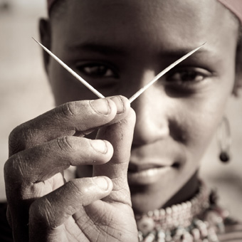 Les femmes Afar