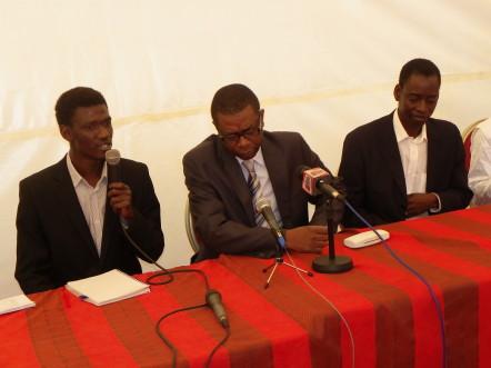 Daouda Tall et M. le Ministre Youssou Ndour @DT