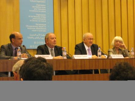 Lancement de Defismed à L'Unesco @ER