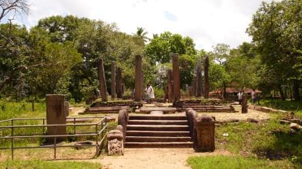 Site historique au nord de Kandy @Jeff Petry