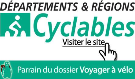 Départements & Régions Cyclables - Voyageons-Autrement - Dossier