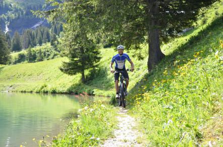 Freddy Porret, accompagnateur BE cyclisme ©OTValdArly