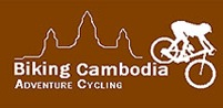Logo Biking Cambodia