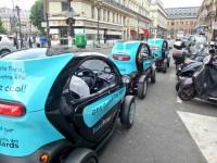 Green Tour in Paris