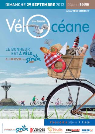 Affiche vélocéane