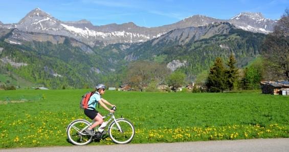 le vélo électrique, un plus pour découvrir la montagne