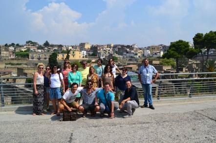 participants à l'université d'été @PM4SD