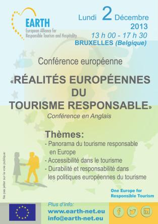 conférence européenne @EARTH