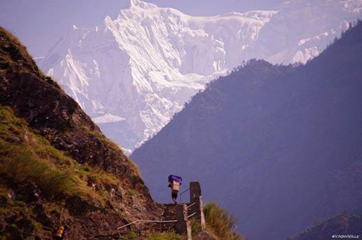 Voyage au Népal ©V.Fonvieille