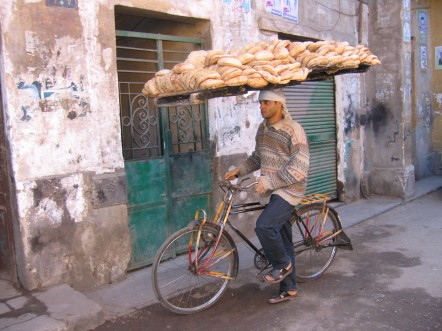 Bike For Bread - Claude-Martaler